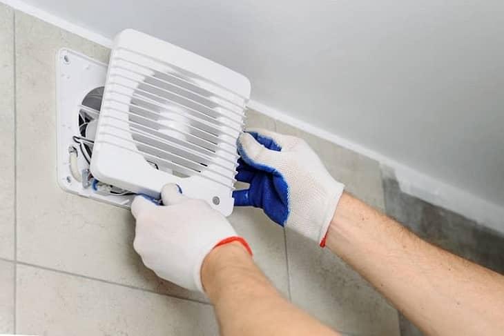 Benefits Kitchen Exhaust Fan