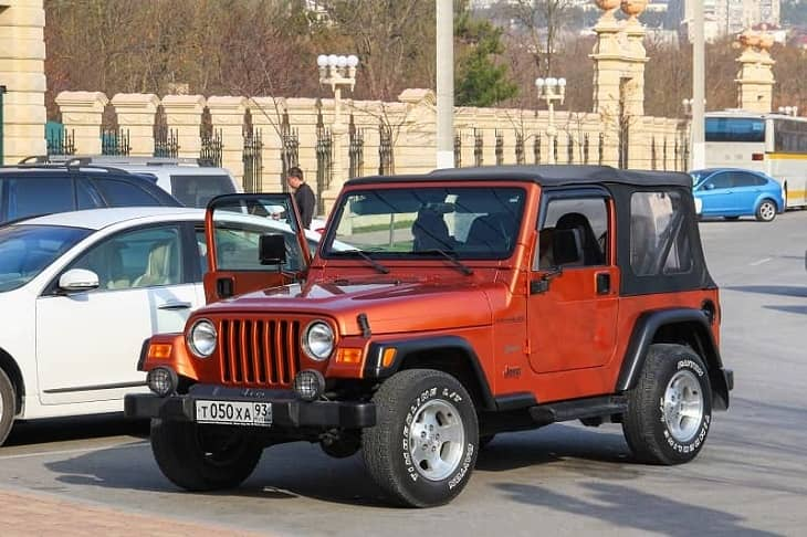 Benefits Jeep Soft Top
