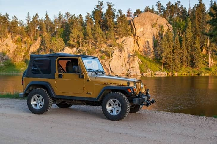 Buying Guide Jeep Soft Top