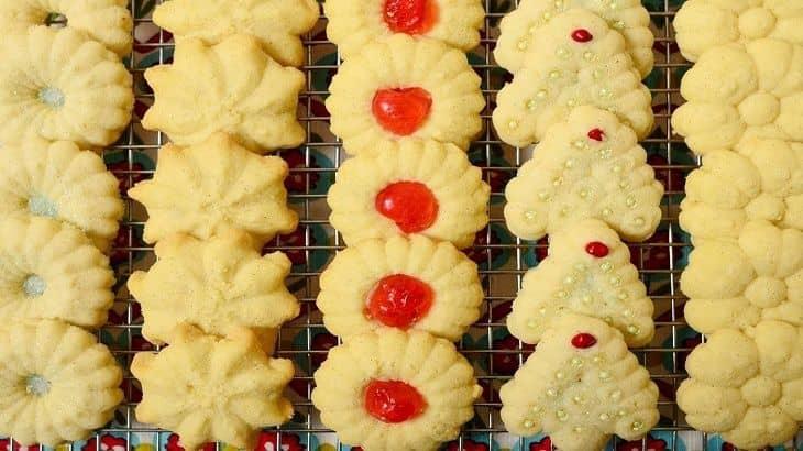 Cookie Press Recipes