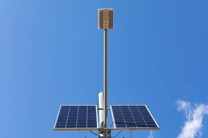 FAQs Solar Flood Lights