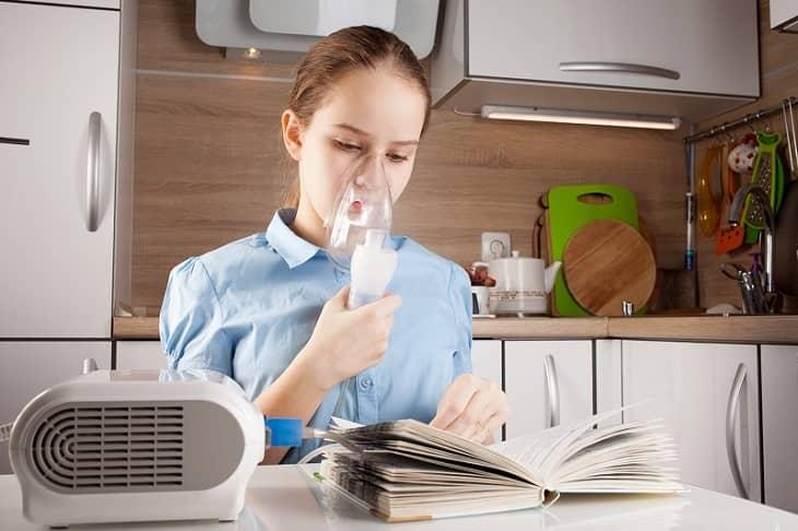 Medical Benefits Steam Inhalation