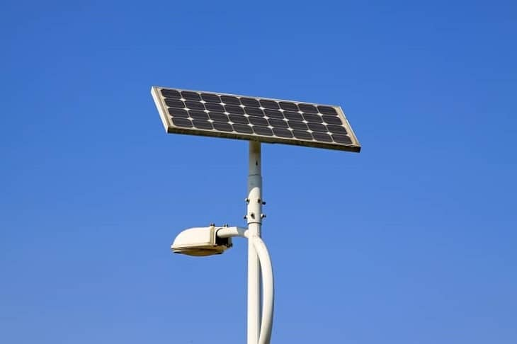 Solar Flood Lights Work